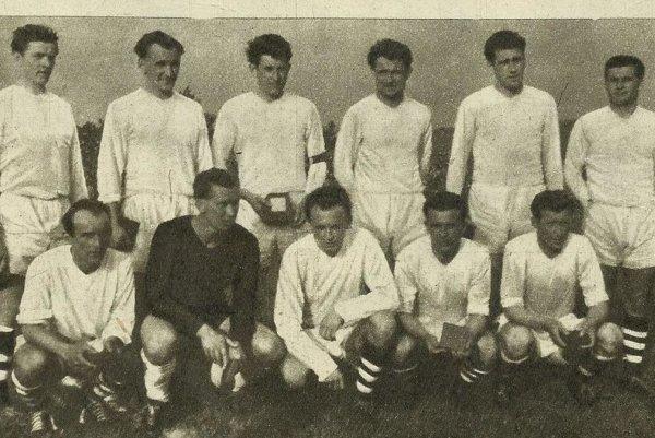 Článok v týždenníku Štart po postupe do 1. ligy v roku 1960.