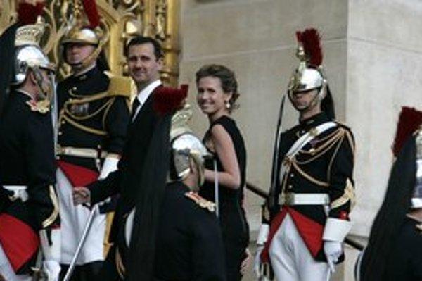 S manželom v Paríži.