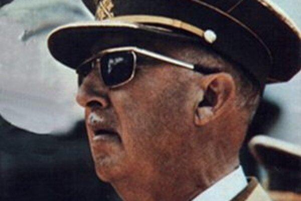 Francis Franco na fotografii z roku 1969.