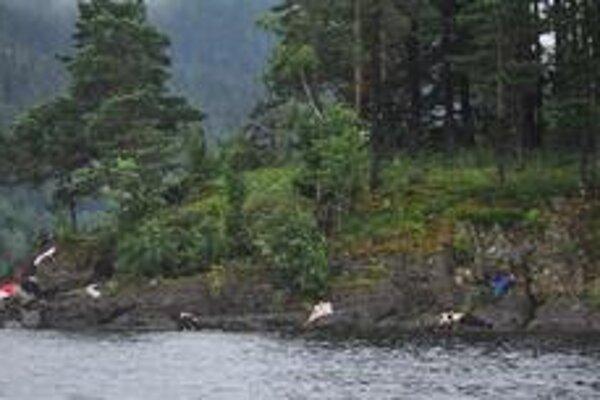 Breivik na ostrove Utöya zabil 69 ľudí.