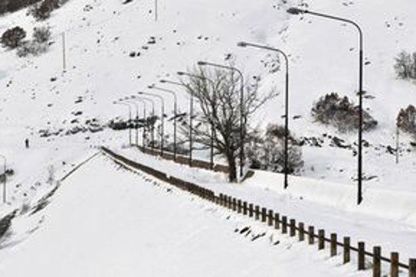 Kosovo momentálne trápi vyčíňanie počasia.