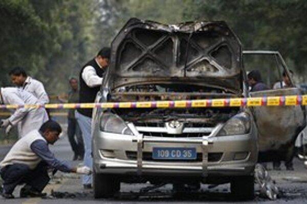 Útok v Indii zranil jednu osobu.