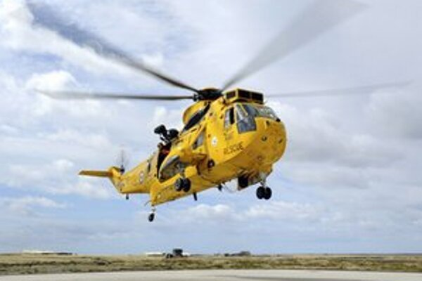 Britský princ pricestoval na Falklandy na 6-týždňovú misiu.