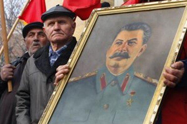 Stalinov režim má v Rusku stále mnoho priaznivcov.