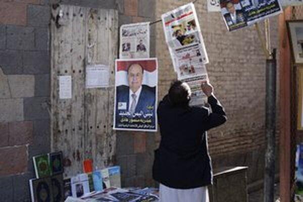 Jemen žije predčasnými prezidentskými voľbami.