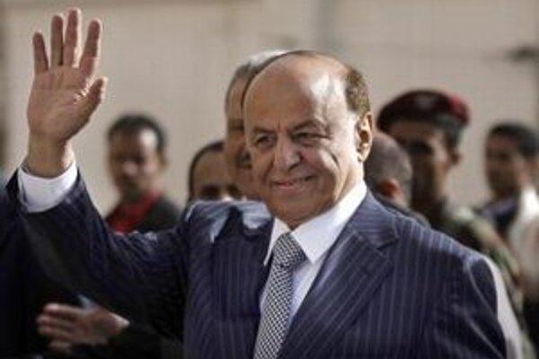 Viceprezident Abd ar-Rahman Mansúr al-Hádí.