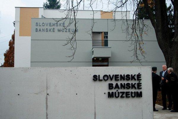 Banské múzeum v Handlovej je už prístupné návštevníkom.