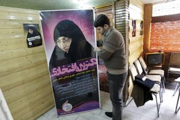 Parlamentné voľby ukážu, akú podporu má prezident Ahmadínedžád.