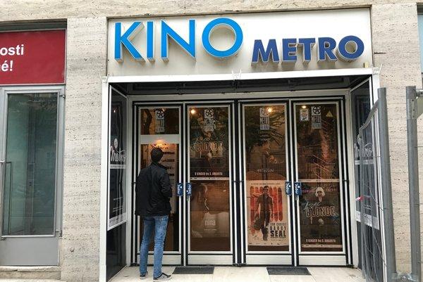 Kino Metro.