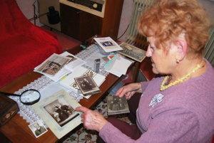 Manželka vnuka Štefana Masaryka – Božena Zlatovská