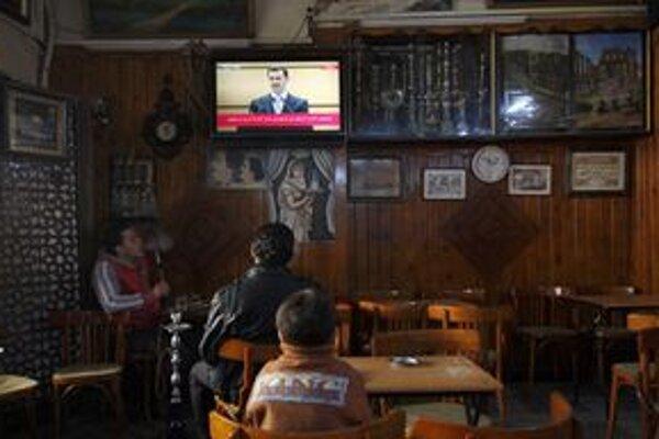 Nepokoje v Sýrii Irán vidieť nechce.
