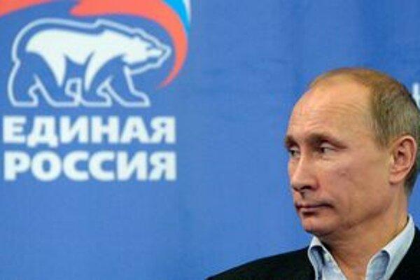 Favoritom volieb je premiér Putin.