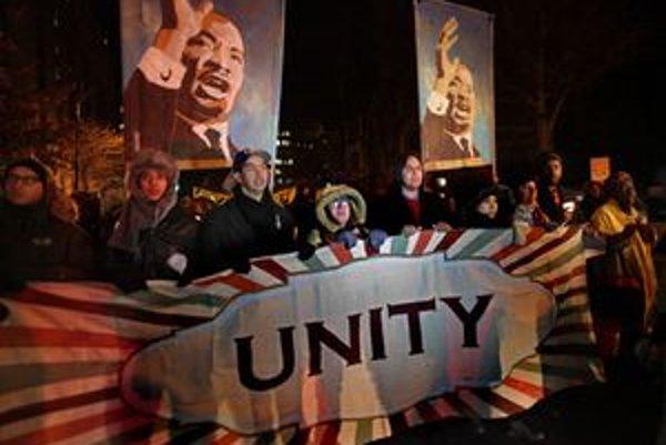 Martin Luther King by sa v nedeľu dožil 83 rokov.