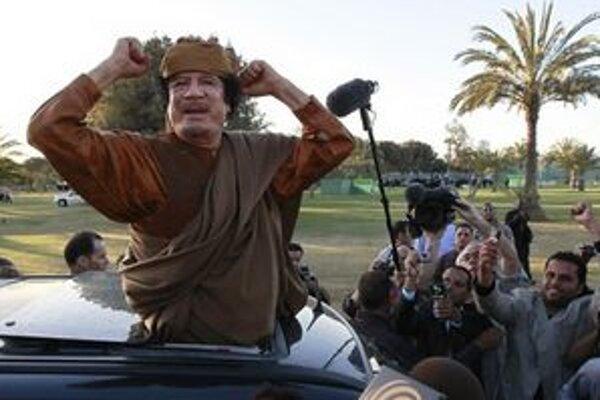Kaddáfího režim ukrýval chemické zbrane.