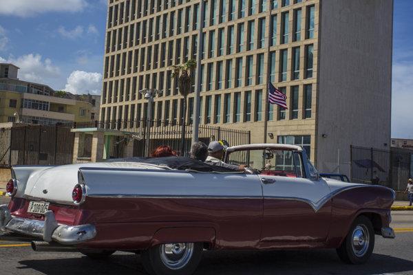 Americká ambasáda na Kube už vyše roka rieši záhadné útoky na diplomatov.