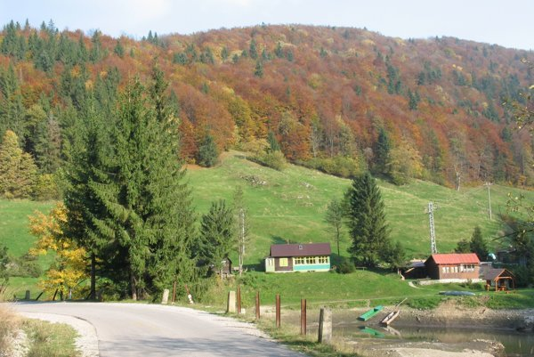 Jesenná nostalgia na Stratenskej Píle.