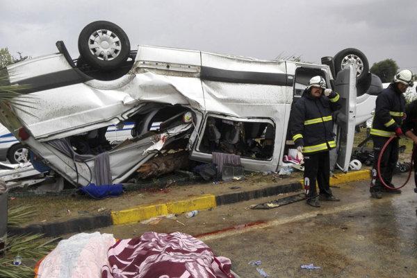 Rumun zodpovedný za smrť 9 ľudí v Maďarsku nemal vodičský preukaz