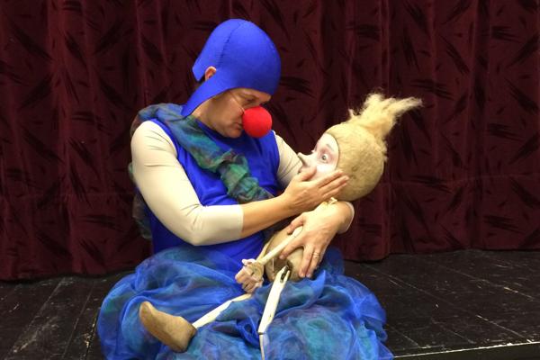 Pinocchio v podaní Nového divadla má premiéru túto nedeľu.
