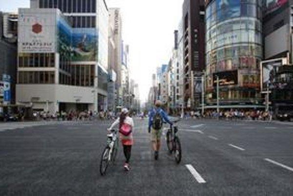 Japonské úrady tvrdia, že krajine chýbajú turisti.