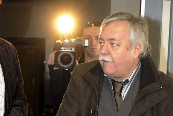 Advokát Ladislav Kuruc.