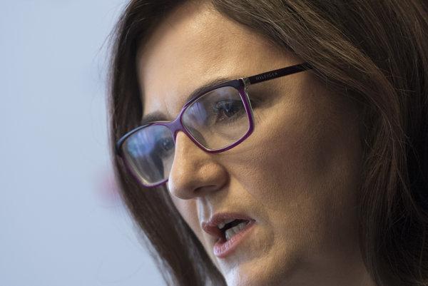 Martina Lubyová.