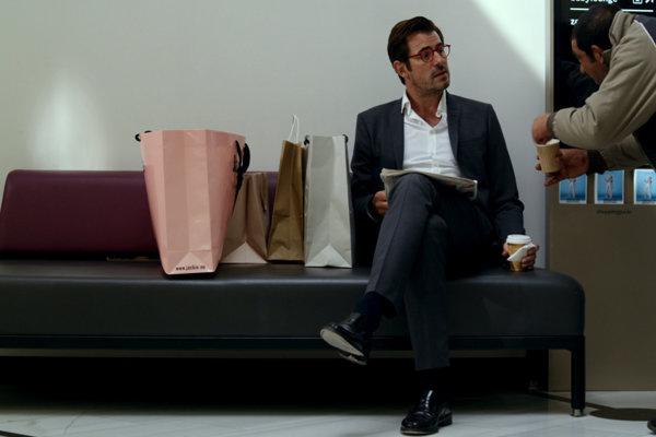 Claes Bang v hlavnej úlohe filmu Štvorec.