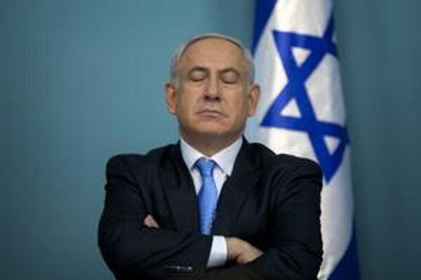 Benjamin Netanjahu.