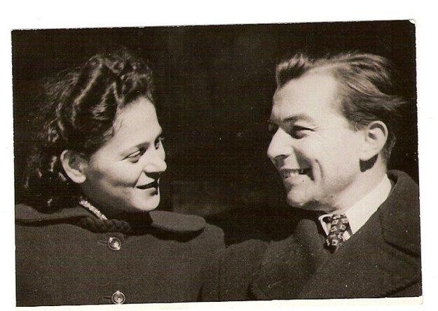 Manželia Grosmanovci.