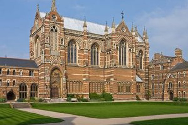 Univerzita v Oxforde.