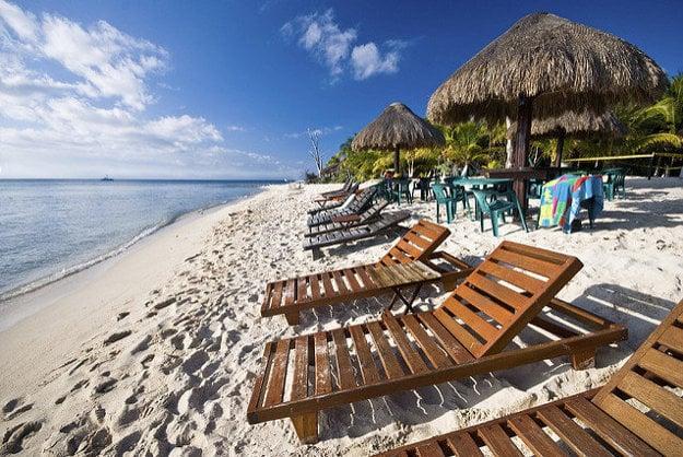 Playa del Carmen - skvelé pláže aj počasie.