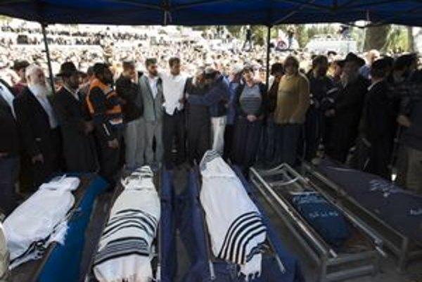 Vyvraždenie celej rodiny šokovalo Izraelčanov.
