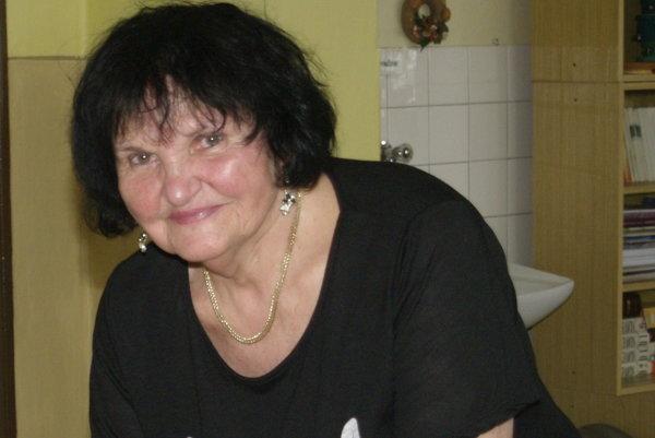 Spisovateľka Hana Košková