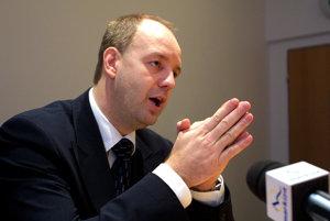 Bývalý šéf televízie Markíza Pavol Rusko.