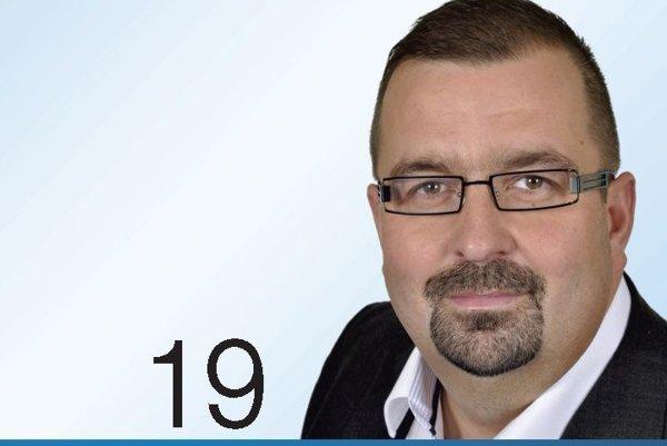 Martin Hudec, kandidát na poslanca VÚC ŽSK vo volebnom obvode Martin.