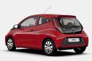 Toyota Aygo v trojdverovej verzii stojí 7 990 eur, teda rovnako ako jej päťdverové dvojča Citroen C1.
