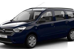 Rodinná Dacia Lodgy štartuje pri 5-miestnej verzii s cenou od 8 990 eur.