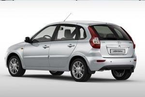 Lada Kalina ako päťdverový hatchback stojí 6 890 eur.