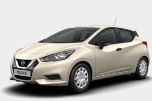 Medzi autá do 10-tisíc sa dostal aj Nissan s novou Microu od 9 690 eur.