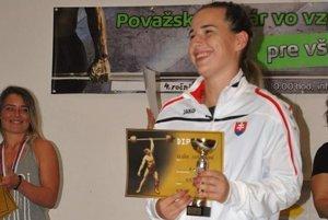 Eliška Fernezová z Bobrova
