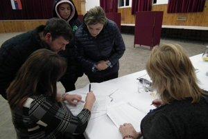 Volebná účasť v Liesku zrejme prekročí celoslovenský priemer.