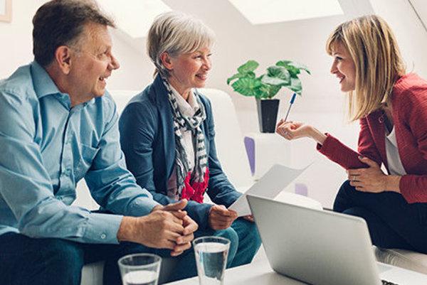 Odborníci pomôžu im pri riešení dôchodkových záležitostí.