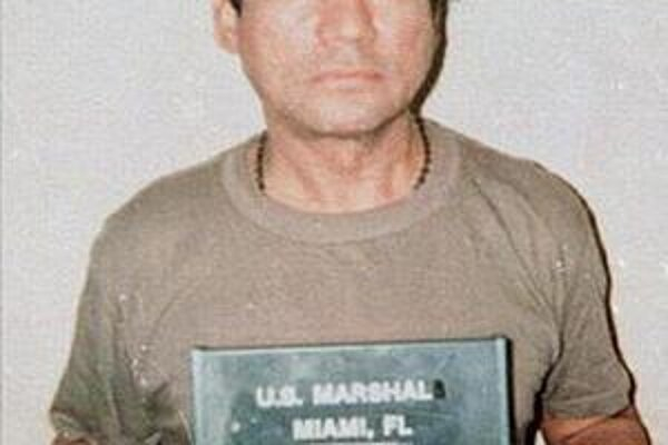 Manuel Noriega v americkom väzení.
