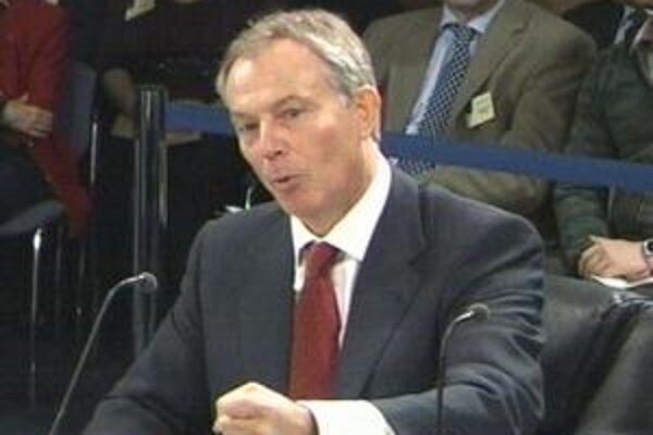 Tony Blair vypovedá.