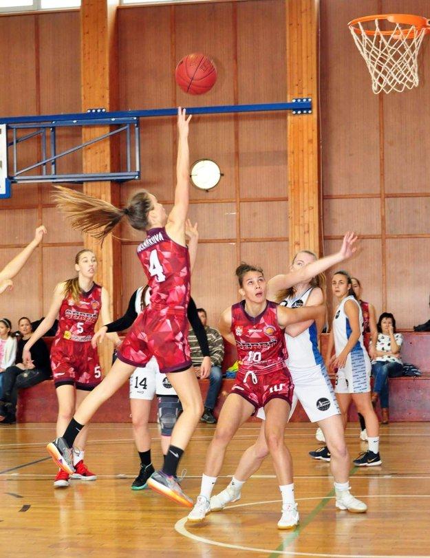 Kadetky Lokomotívy Sereď si v Bratislave pripísali dve hladké víťazstvá.