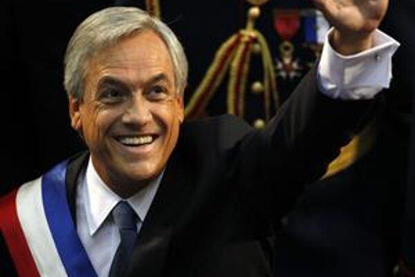 Prvý pravicový prezident Čile po 20 rokoch Sebastián Piňera.