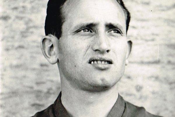 Jubilant Milan Navrátil v ére Jednoty Trenčín.