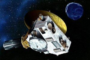 Sonda New Horizons.