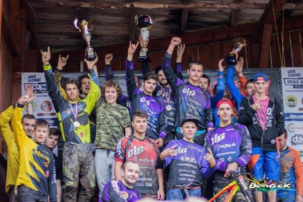 Chalupka Trend Cykles – víťaz Slovenského pohára.