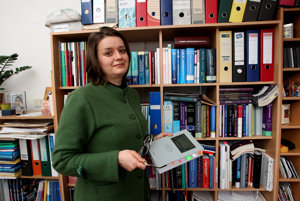 Janka Debrecéniová je právnička organizácie Občan, demokracia a zodpovednosť. Venuje sa problematike sexuálneho obťažovania.