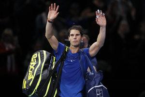 Nadal sa lúči s Londýnom. Na turnaji skončil.